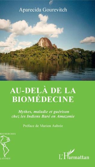Couverture Au-delà de la biomédecine