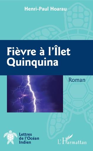 Couverture Fièvre à l'Ilet Quinquina