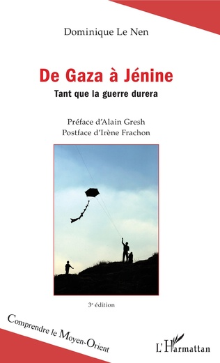 Couverture De Gaza à Jénine (3è édition)