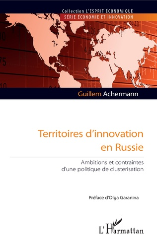 Couverture Territoires d'innovation en Russie