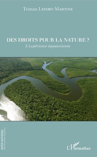 Couverture Des droits pour la nature ?