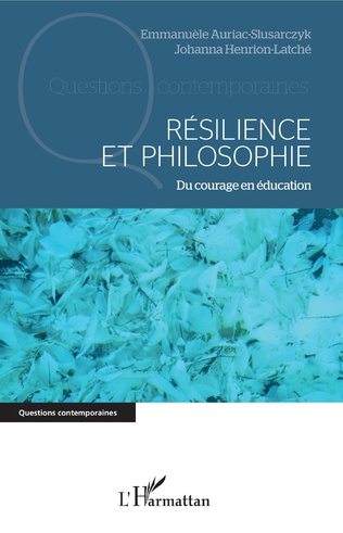 Couverture Résilience et philosophie