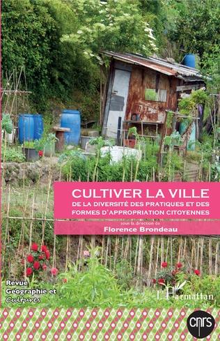 Couverture Cultiver la ville