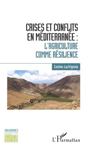 Couverture Crises et conflits en Méditerranée