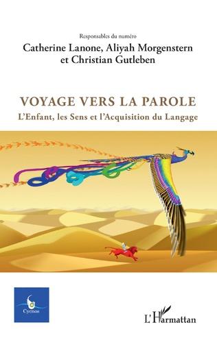 Couverture Voyage vers la parole