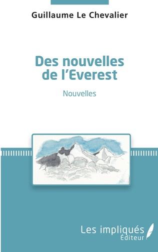 Couverture Des nouvelles de l'Everest