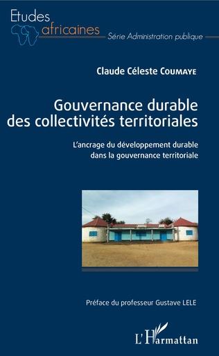Couverture Gouvernance durable des collectivités territoriales