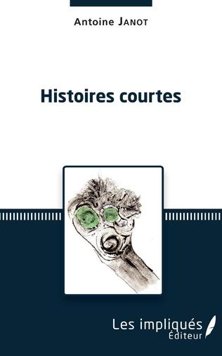 Couverture Histoires courtes
