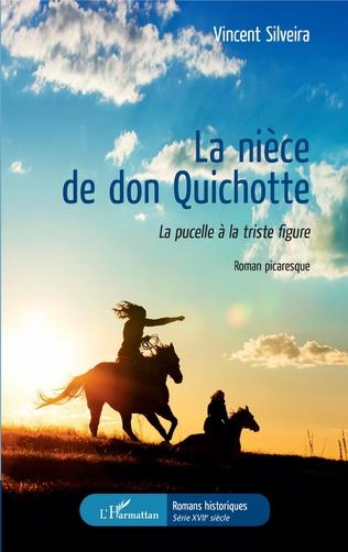 Couverture La nièce de don Quichotte