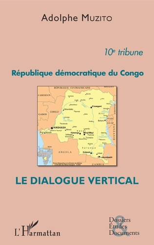 Couverture République démocratique du Congo 10e tribune