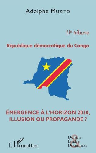 Couverture République démocratique du Congo 11e tribune