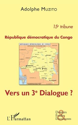 Couverture République démocratique du Congo 15e tribune