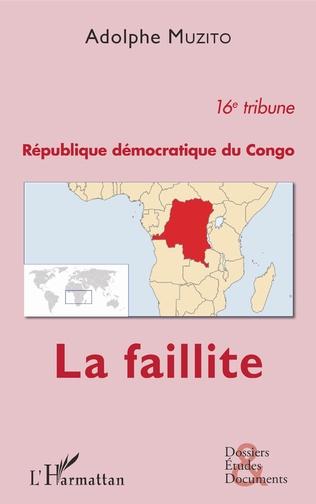 Couverture République démocratique du Congo 16e tribune