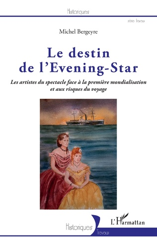 Couverture Le destin de l'Evening-Star