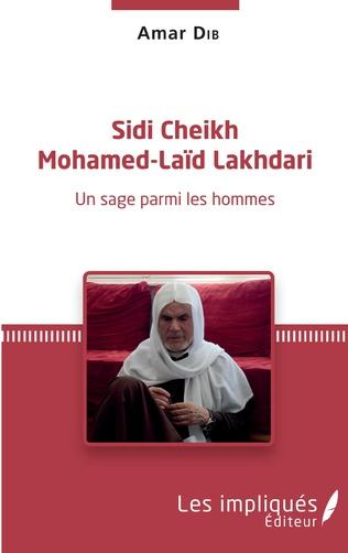 Couverture Sidi Cheikh Mohamed-Laïd Lakhdari