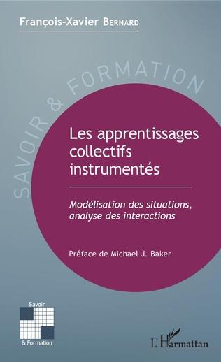 Couverture Les apprentissages collectifs instrumentés