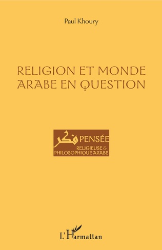 Couverture Religion et monde arabe en question