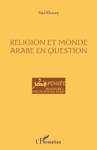 Couverture Religion et monde arabe en question