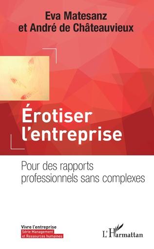 Couverture Erotiser l'entreprise
