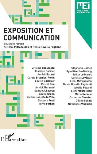 Couverture Exposition et communication