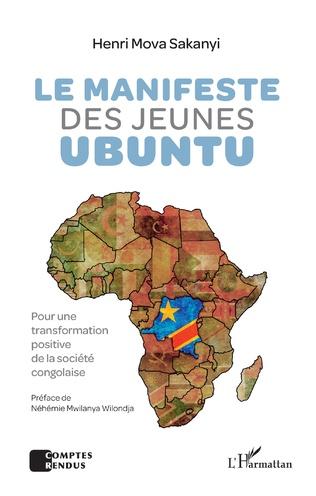 Couverture Le manifeste des jeunes Ubuntu