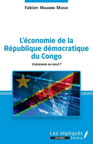 Couverture L'économie de la République démocratique du Congo