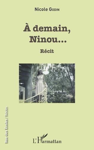 Couverture À demain, Ninou ...