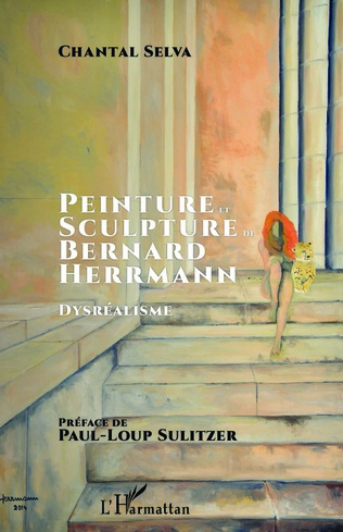 Couverture Peinture et sculpture de Bernard Herrmann