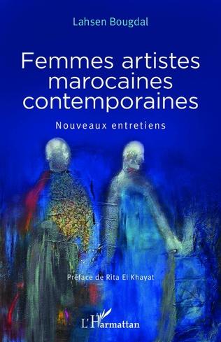 Couverture Femmes artistes marocaines contemporaines