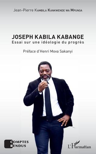 Couverture Joseph Kabila Kabange