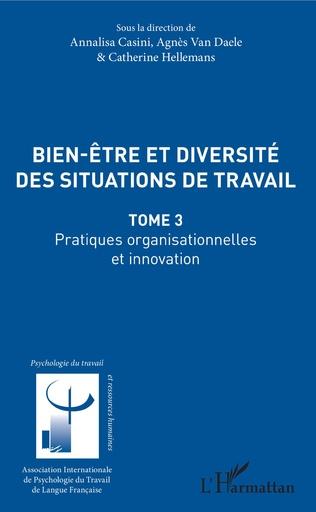 Couverture Qualité de vie au travail et counseling : effets individuels et/ou organisationnels aupres des conseiller-e-s d'orientation psychologues en France