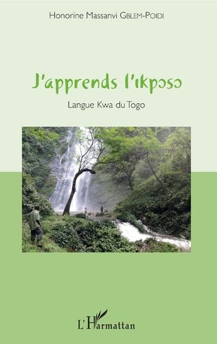 Couverture J'apprends l'ikposo