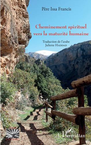 Couverture Cheminement spirituel vers la maturité humaine