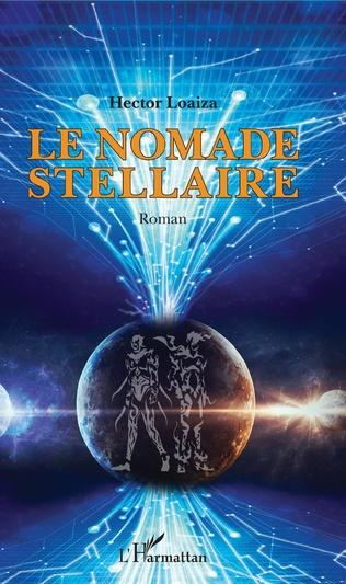 Couverture Le nomade stellaire