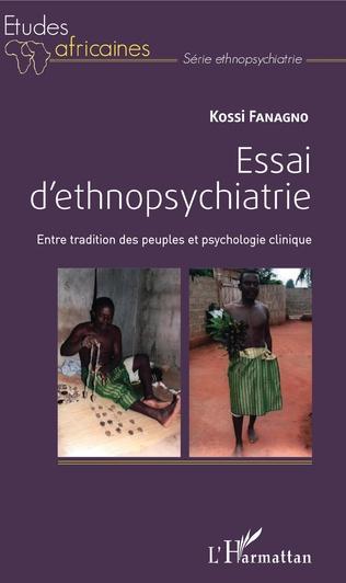 Couverture Essai d'ethnopsychiatrie