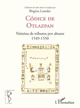 Couverture Códice de Otlazpan
