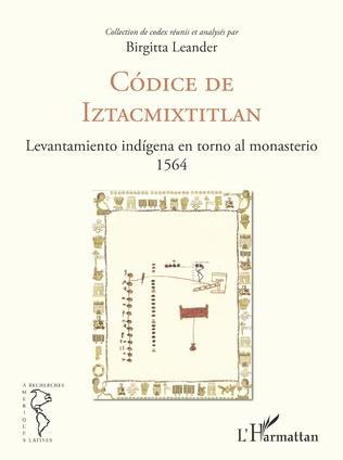 Couverture Códice de Iztacmixtitlan
