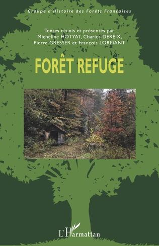 Couverture Forêt refuge