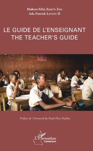 Couverture Le guide de l'enseignant
