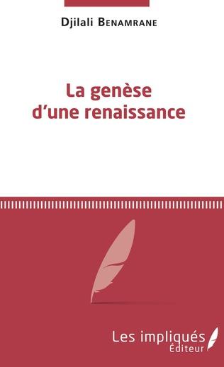 Couverture La genèse d'une renaissance