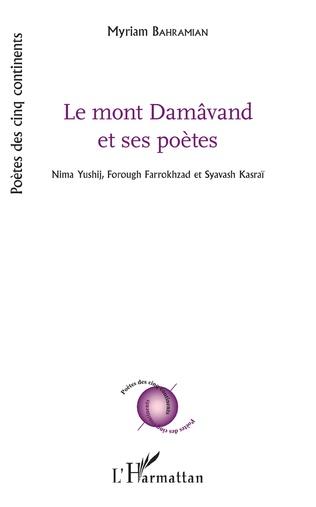 Couverture Le Mont Damâvand et ses poètes