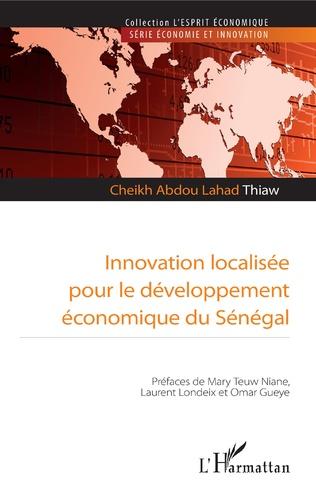 Couverture Innovation localisée pour le développement économique du Sénégal