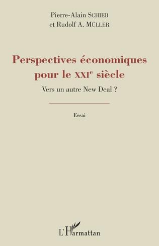 Couverture Perspectives économiques pour le XXIe siècle ?
