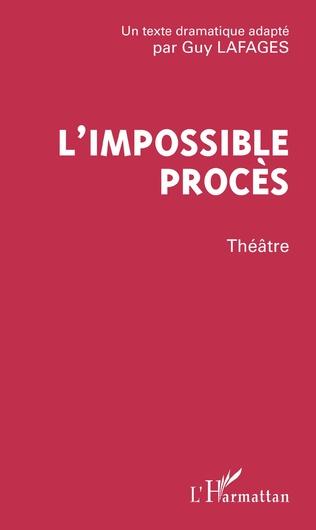 Couverture L'impossible procès