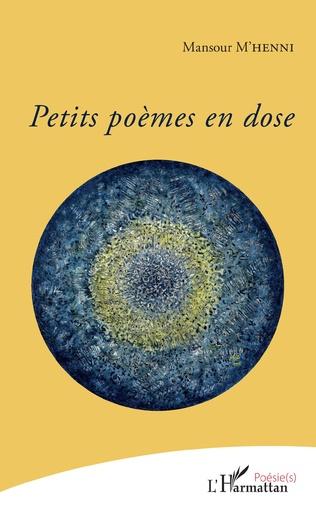 Couverture Petits poèmes en dose