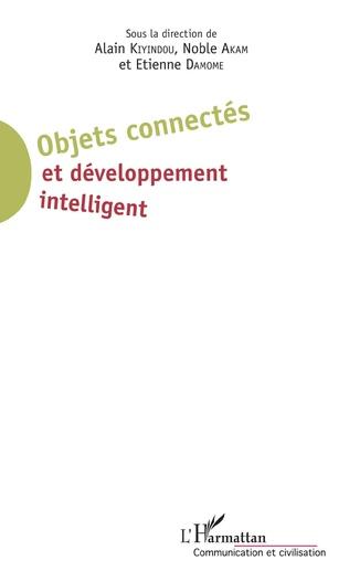 Couverture Objets connectés et développement intelligent