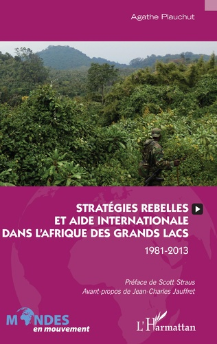 Couverture Stratégies rebelles et aide internationale dans l'Afrique des Grands Lacs