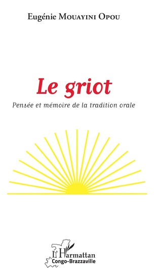 Couverture Le griot
