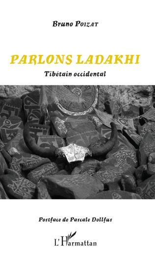 Couverture Parlons Ladakhi