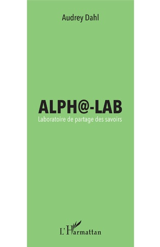 Couverture Alpha-Lab